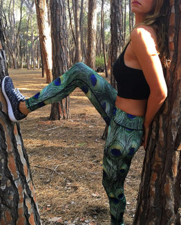 Myanmar sports leggings