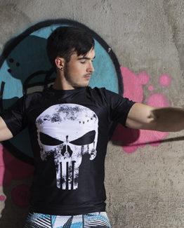 Punisher compression vest