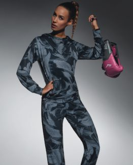 Camoufler sports top