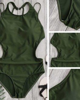 Seaweed swimsuit