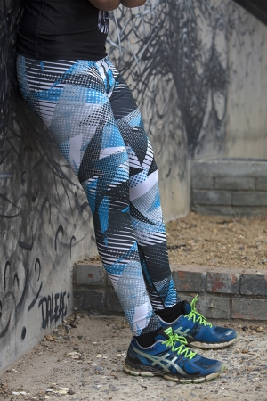 Flare Compression tights